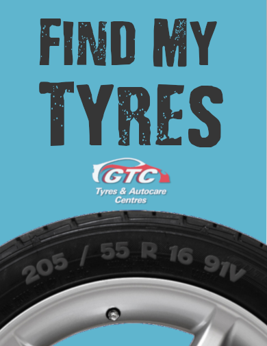 GTC Tyres and Autocentre Tyre Search