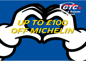 £100 Off Michelin