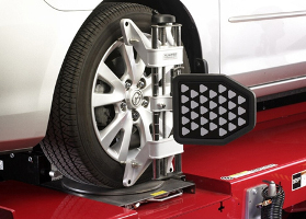 Wheel Alignment and Tracking
